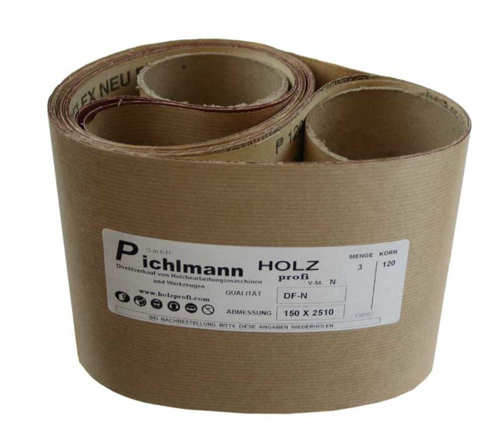 schleifband holzprofi 2510x150 mm. Black Bedroom Furniture Sets. Home Design Ideas